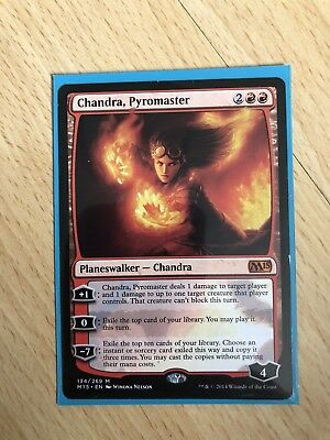 Chandra, Pyromaster, Magic 2015 Core Set Planeswalker