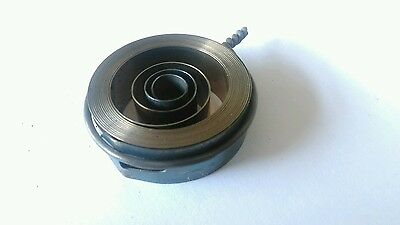 French & German Hole End Clock Mainspring Height 13 mm Diameter 40mm Force 0.40
