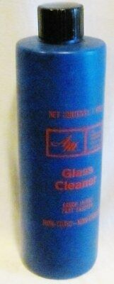 American Motors Glass Cleaner Car Care Chemical: Full Bottle From The Sixties