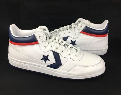 8 Whitemidnight Converse Fastbreak New 83 Blue Sz Navy 5 Mid 7 4fn8Y