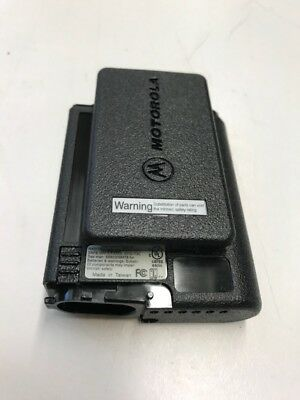 Motorola Minitor IV Pager Back NOS