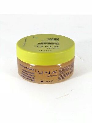 UNA Defining Hair Pomade with Classic Sleek Finish Defines Waves & Curls - 130ml