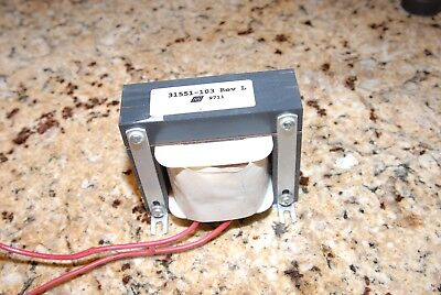 Transformer and Capacitor Assembly for DC Treadmill Drive Motor