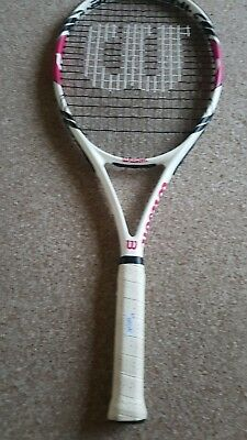 Wilson Intrigue 103 Tennis Racket Grip 3 New Ex Display No Cover