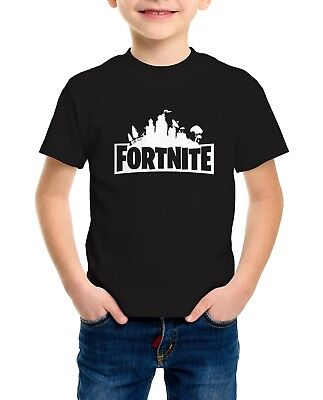 Fortnite inspired T-shirt New Adult Kids T-Shirt Gaming Play station Xbox tshirt
