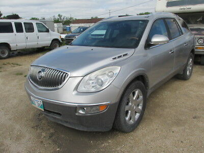 Buick: Enclave GLX Buick Enclave CXL SUV 7 Seater 4WD