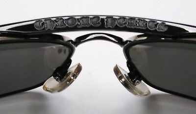 eb0238c76e2e 100% AUTHENTIC CHROME Hearts Pork Sword Sunglasses Made In Japan ...