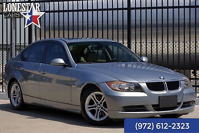BMW 3-Series 328i 31 Service Records 2008 Gray 328i 31 Service Records Very Clean