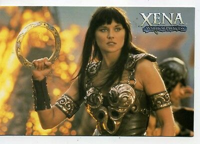 Xena  Warrior Princess  Set Of 5 Cards