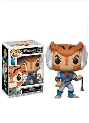 Funko POP! Thundercats - Tygra [Specialty Series] #573 Vinyl Figure
