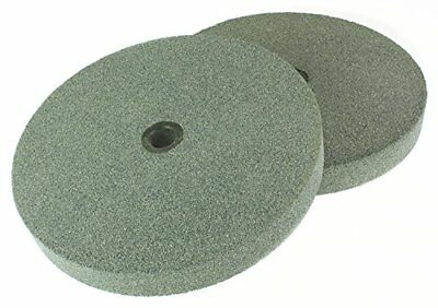 Toolzone 2Pc 150mm (6`) Grinding Wheels For Bench Grinder