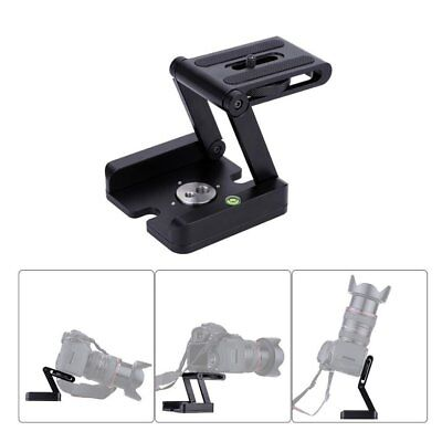 Flex Tripod Z Pan Tilt Bracket Head Holder Photography Studio Stand Cameras