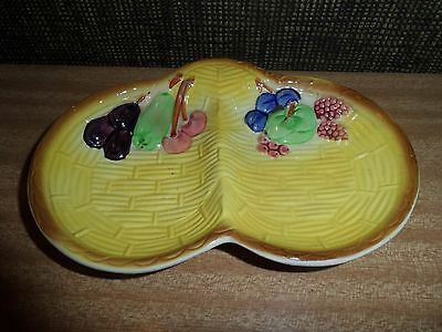 Avon Ware England Vintage Small Display Plate