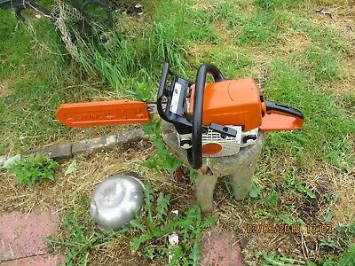 Stihll ms250 chainsaw spares or repair NO RESERVE