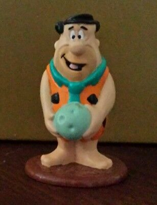 Fred PVC Figure * The Flintstones - Hanna Barbera