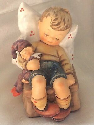 Very Rare Large Sized,vintage Goebel Hummel Figure,g/c,marked,10.5Cm Tall,charm!