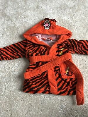 Baby Dressing Gown 6-12 Months