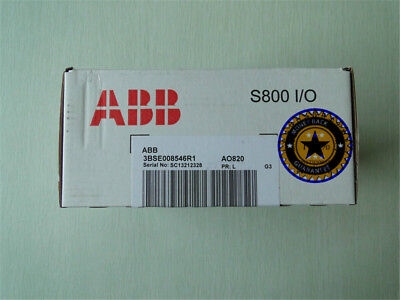100% NEW ABB AO820 3BSE008546R1 in box