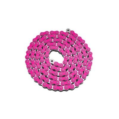 Pit bike Chain of ARIETE 420 - 140 chain-Pink Dirt bike Mini Moto Cross