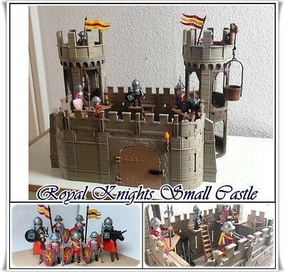 Playmobil Ritter Set - Kleine Ritterburg mit Königsritter / Royal Knights Castle