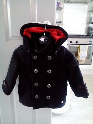 Ted baker girls coat age 2/3 years