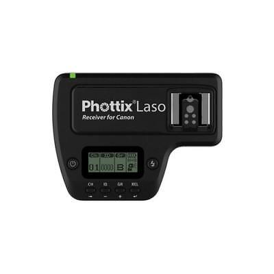 New Phottix Laso Ttl Flash Trigger Receiver For Canon Cameras And Flashes