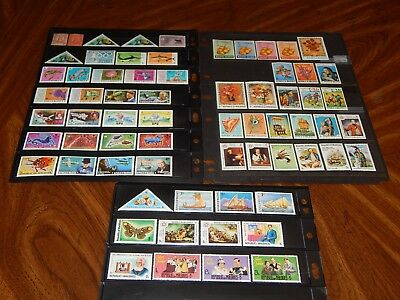 Maldive Islands stamps - 67 mint hinged early stamps - very nice !!