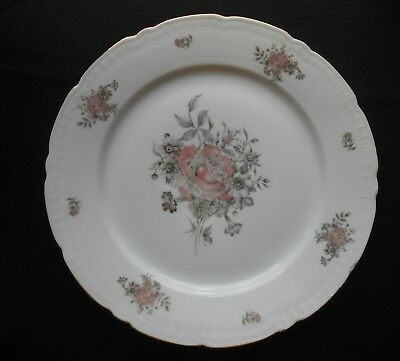 MARIA Pattern Dinner Plate by Bohemia Ceramic Co.