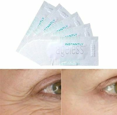15 x 0,3 ml Jeunesse Instantly Ageless Anti Ageing Cream Sachets ANTI-FALTEN