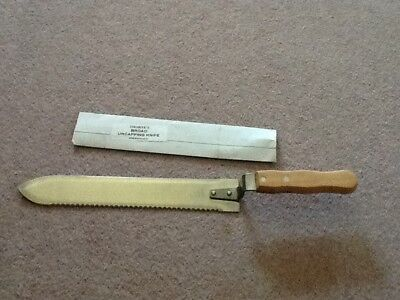 Thorne's Broad Uncapping Knife - Brand New