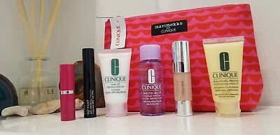 Clinique Travel Size Set Dramatically different Chubby Stick Make Up Remover
