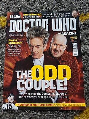 DWM Dr Doctor Who Magazine 509 Good Condition Used