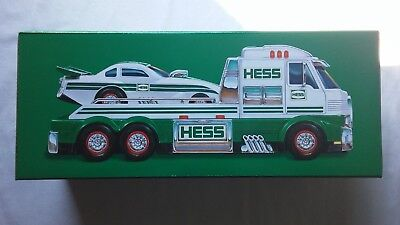 2016 Hess Toy Truck and Dragster New Never Opened Box