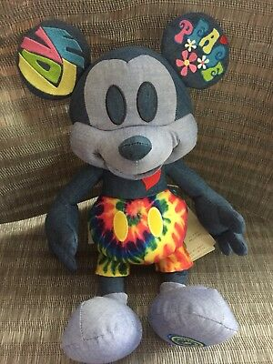 Disney Store Exclusive June Mickey Mouse Memories Plush NWT IN HAND AUTHENTIC