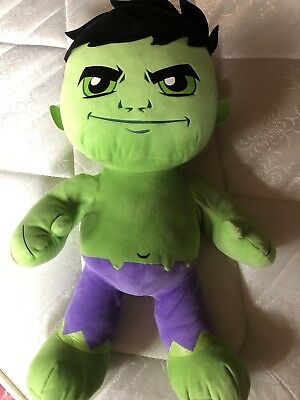 Marvel Incredible Hulk Plush Soft Toy