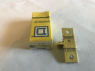 NEW SQUARE D B22 overload heater element UNIT B22 (FREE SHIPPING)