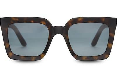 171b8008b7 New Toms Womens Traveler By Toms Zuma Matte Blonde Tortoise Sunglasses With  T..