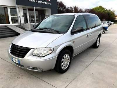Chrysler voyager grand voyager 2.8 crd cat lx cambio autom. nuovo