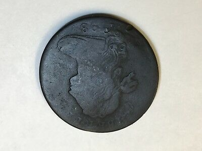 large cent. 1798 vg to f
