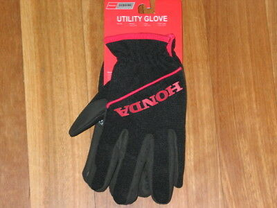 Honda Utility Gloves - Large  **genuine**