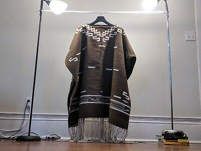 Mexican Poncho Clint Eastwood Replica