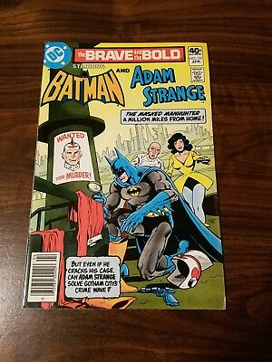 The Brave and the Bold #161 (Apr 1980, DC)