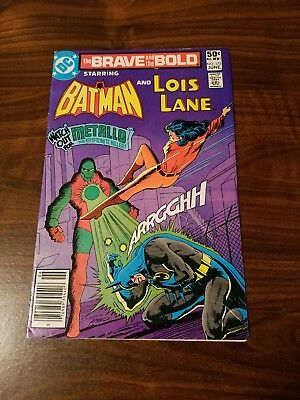 The Brave and the Bold #175 (Jun 1981, DC) Lois Lane