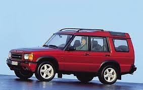 Land Rover Discovery Series 2 1998-2004  Factory Workshop Repair Manual On Cd