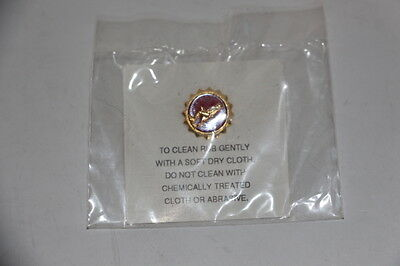 US ARMY Minute Man Lapel Button Pin Retiree/Veteran