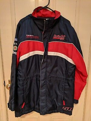 Collectable Peter Brock Bright 50 Racing Jacket