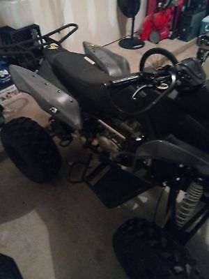 atv 250cc Chinese model selling as is