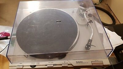 Technics SL-D3 vintage Direct Drive record turntable