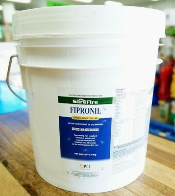 Fipronil Granular Pesticide Ant Killer 10kg Non Repellent Professional Powder