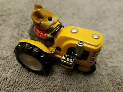 Wee Forest Folk Tractor 1985